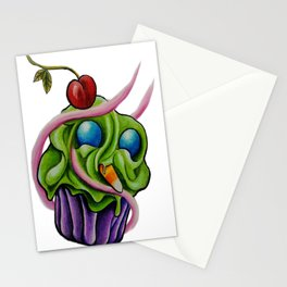 Sweet Cupcake Stationery Cards