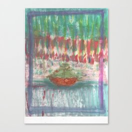 NEW BOAT Canvas Print
