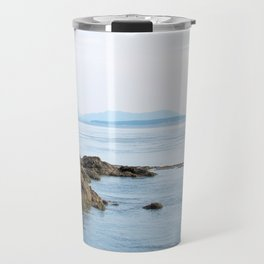Lime Kiln Lighthouse Travel Mug