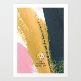 The Windsor Workshop Art Print