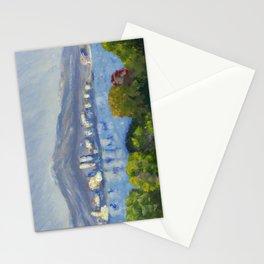 Monet Study Stationery Cards