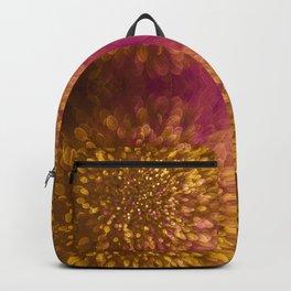 Gold Starburst Shimmer Backpack