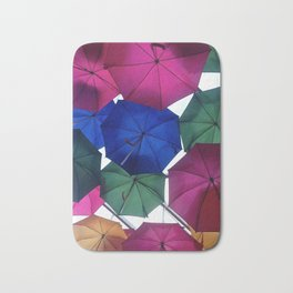 Umbrellas Bath Mat