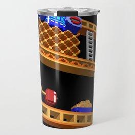 Inside Donkey Kong stage 2 Travel Mug