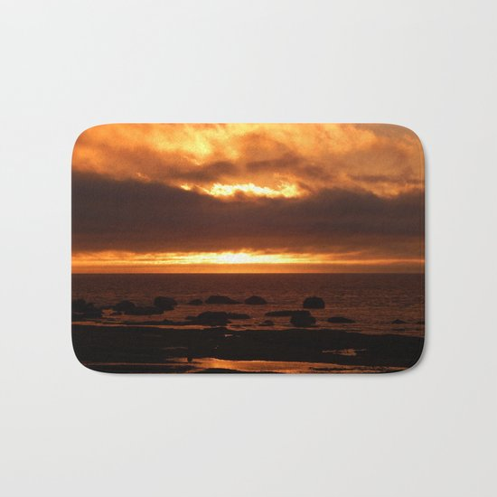 Sensational Sunset Bath Mat
