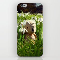 Amongst the Snowdrops iPhone & iPod Skin