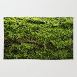 Moss Green Rug
