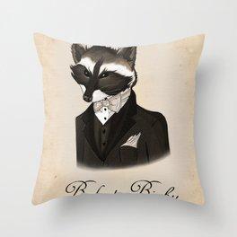 Bufort Bixby Throw Pillow