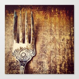Mom's Fork Canvas Print