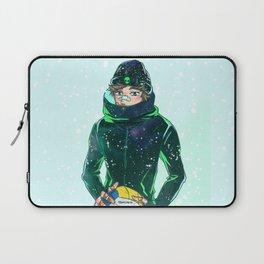 Oikawa Frostbite Laptop Sleeve
