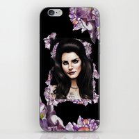 ultraviolence iPhone & iPod Skins featuring Ultraviolence by Denda Reloaded