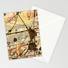 Miniature Original - Brown nuetral Stationery Cards