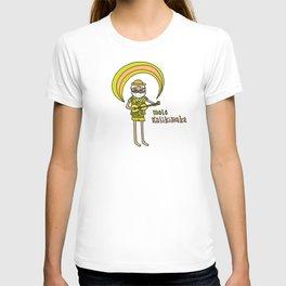 mele kalikimaka aloha christmas vibes by surfy birdy T-shirt