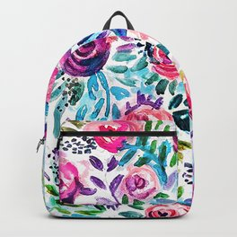 Spring Bouquet Backpack