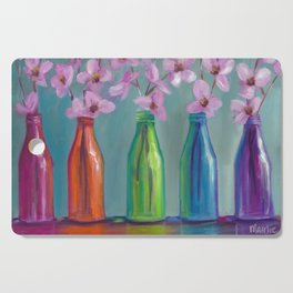 Roy G Biv Cutting Board