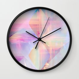 Intangible Wall Clock