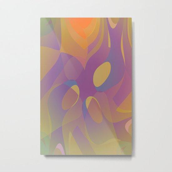 Exotic Seeds Metal Print