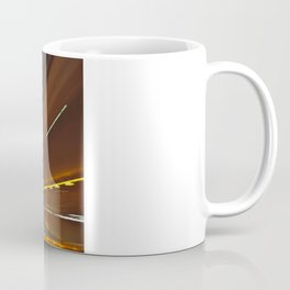 Traffic in warp speed Coffee Mug