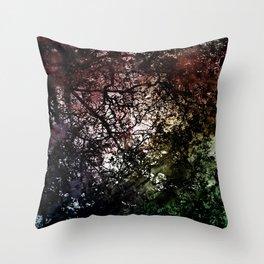 ξ Grumium Throw Pillow