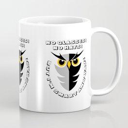 CUTE SMART OWL Coffee Mug