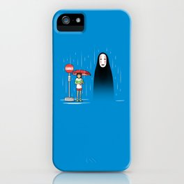 My Lonely Neighbor iPhone Case