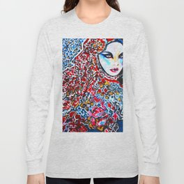 Flowers #society6 #decor #buyart   Featured in www.magcloud.com/browse/issue/1340080 (V8 N2) Long Sleeve T-shirt