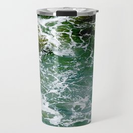 Impact Zone Abstract Travel Mug