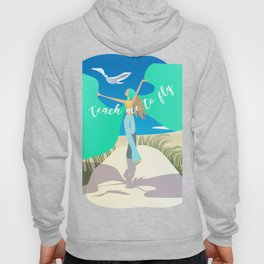Teach Me To Fly Hoody
