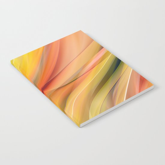 Colorgradient 27 Notebook