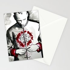 The Passion of Mr Gone  Stationery Cards