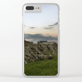 St. Johns Lighthouse Clear iPhone Case