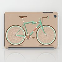 bicycle iPad Cases featuring Bicycle by Daniel Mackey