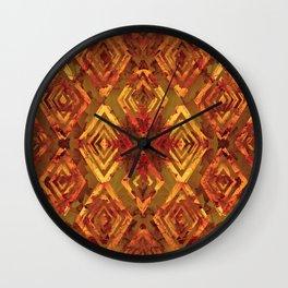 Autumn moods n.17 Wall Clock