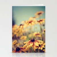 sunshine Stationery Cards featuring sunshine by shannonblue