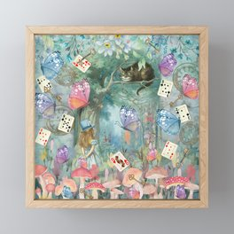 Wonderland II Framed Mini Art Print