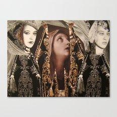 Notre Dame des Larmes Canvas Print