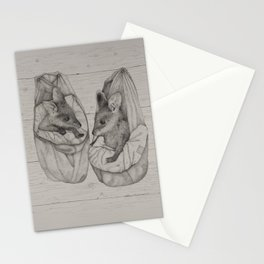 Swamp orphans Stationery Cards