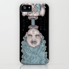 Hang The DJ At The Freak Show iPhone Case