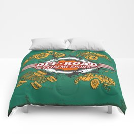 Offroad Extreme Sport Comforters