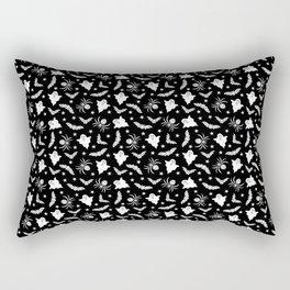 Spooky Halloween pattern Rectangular Pillow