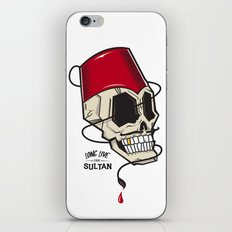 Long Live The Sultan iPhone Skin