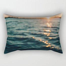 The Light In August Rectangular Pillow
