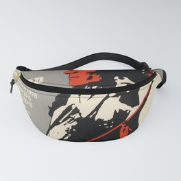 affiche Advertising Poster Pipe Smoking North American Indian British Museum Fanny Pack