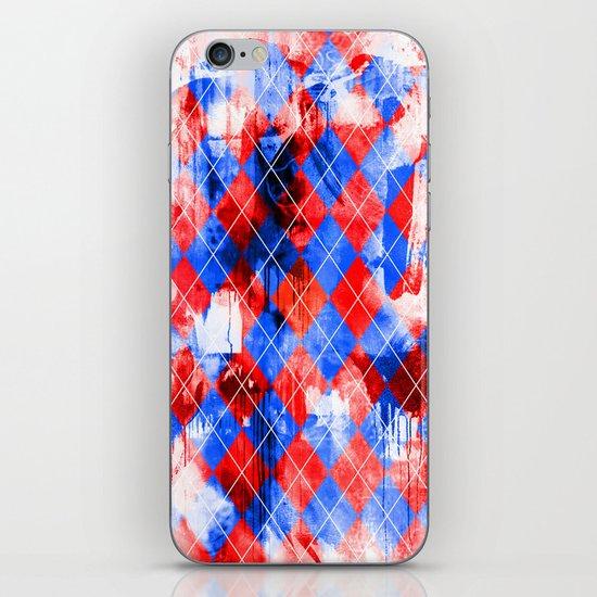 Urban Argyle iPhone & iPod Skin