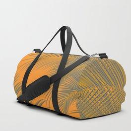 Palm Trees, summer beach Duffle Bag