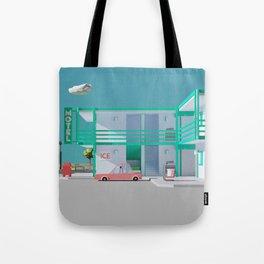 No Vacancy Tote Bag