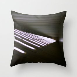 World Trade Center, Freedom Tower Transit Abstract Throw Pillow