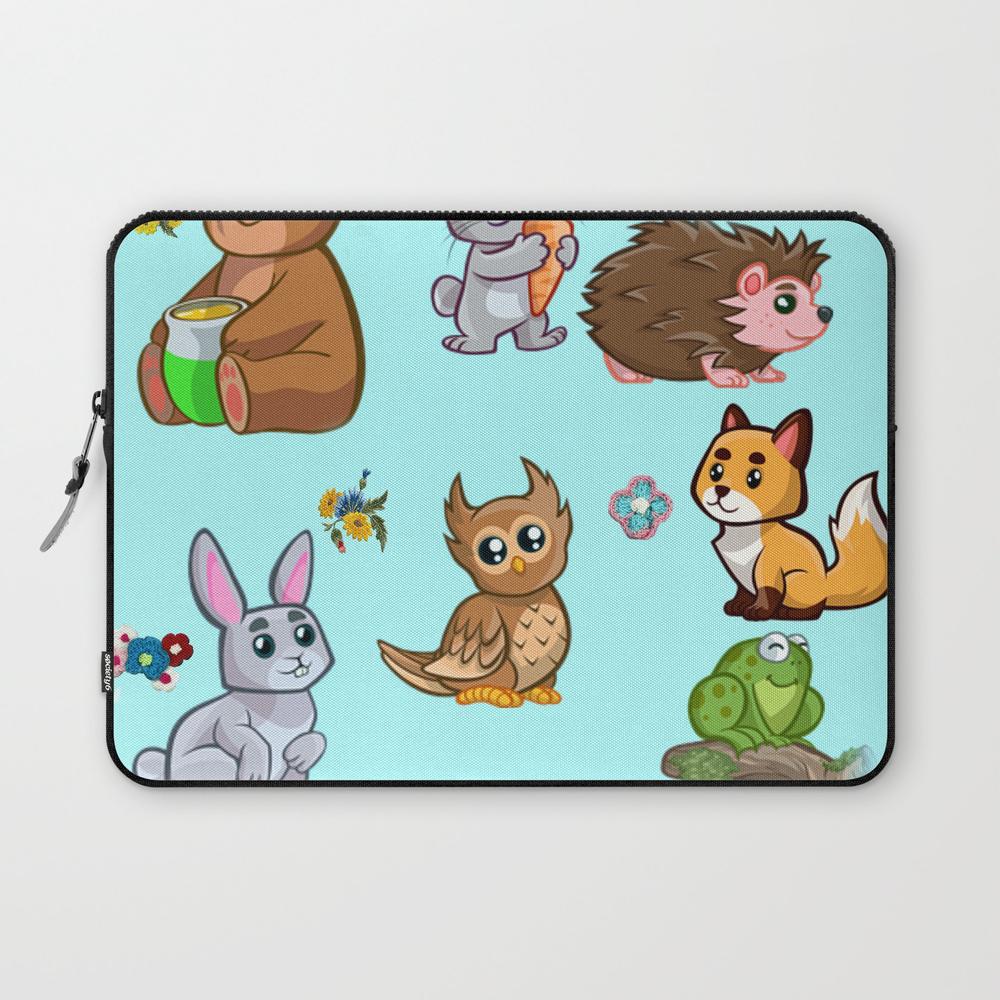 Cute Animals Laptop Sleeve LSV7767117
