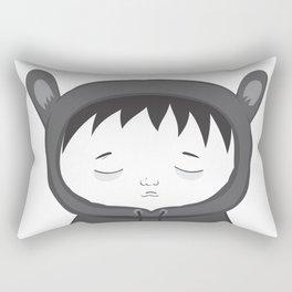 ghostboy Rectangular Pillow