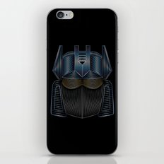 Sound Waves iPhone & iPod Skin